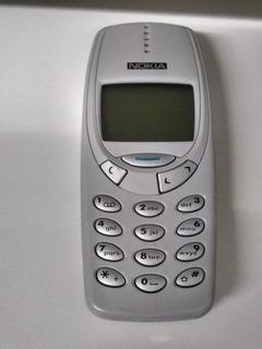 Celular Nokia 3310 Desbloqueado Usado