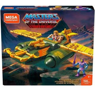 Mega Construx Master Of The Universe Ataque De Wind Raider