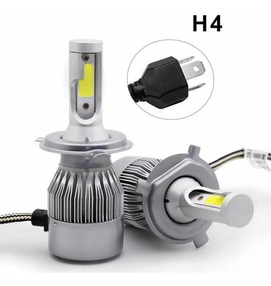 Bombillos Luces Led H4 C6 Precio Por Par