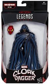 Figura Marvel Legends 15cm Cloak Baf Sp//dr Hasbro