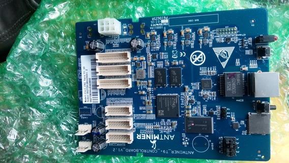 Controladora Para T9 (control Board Antminer T9 Y S9)