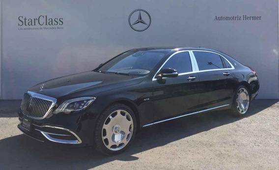 Mercedes-benz Clase S 2019 S650 Maybach V12