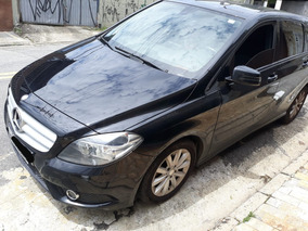 Mercedes-benz Classe B 200 1.6 Turbo 5p Financiamos