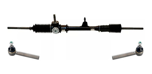 Cremallera Direccion Mecanica Fiat Duna Uno 94/ C/ Extremos