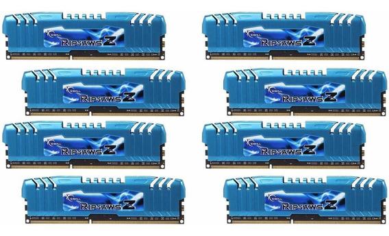 Memoria Ram 64gb G.skill Ripjaws Z Series (8 X 8gb) 240-pin
