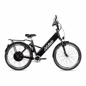 Bicicleta Elétrica Motorizada Woie Silver 48v 350w - Preto