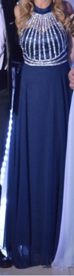 Vestido Para Fiesta De Dama Talle 42