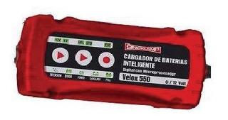 Cargador Bateria Portatil Automatico 550 Sincro