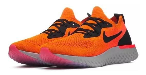 Nike Epic React Flyknit - Original, Com Garantia!