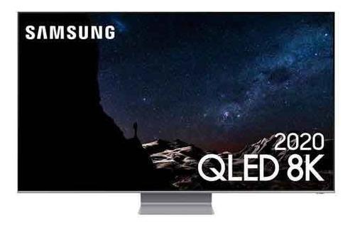 Samsung Smart Tv Qled 8k Q800t 65 Borda Infinita Alexa