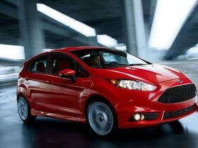 Ford Fiesta Kinetic- Plan Ovalo