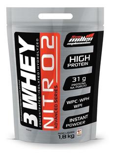 3whey Nitro New Millen 1,8g