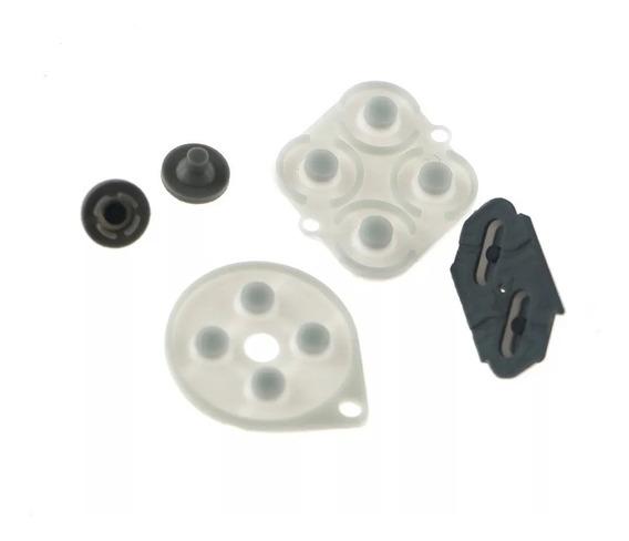 40 Kits De Borracha Condutiva Reparo Controle Snes