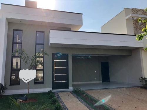 Casa Para Venda Em Paulinia - Ca02867 - 68910064