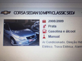 Chevrolet Corsa Classic 1.0 Life Flex Power 4p 70hp 2009