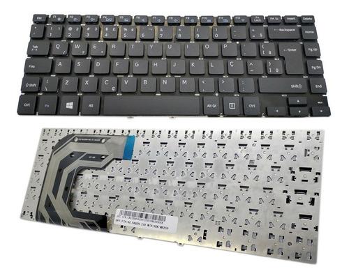 Teclado Para Samsung Essentials E22 Np370e4j-bw2br Br Com Ç