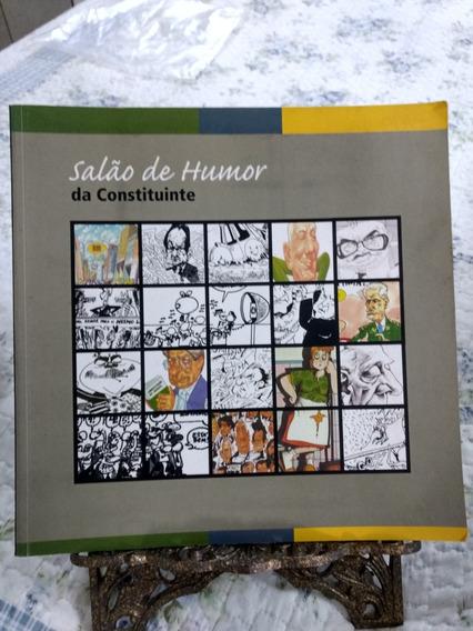 Catalogo Salão De Humor Da Constituinte Brasília 2008