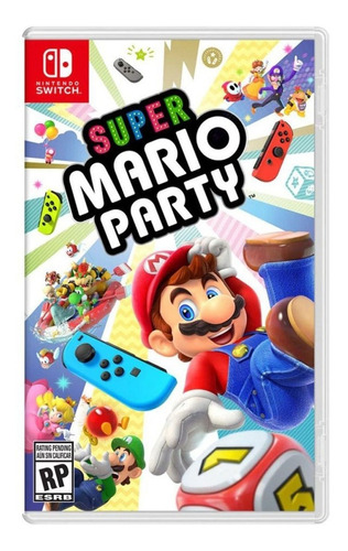 Imagen 1 de 1 de ..:: Super Mario Party ::.. Para Switch Start Games