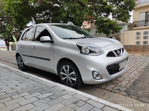 Nissan March 2016 1.6 16v Sl 5p