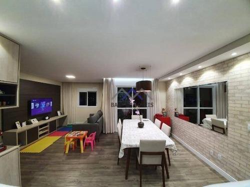 Imagem 1 de 20 de Apartamento Com 2 Dormitórios À Venda, 91 M² Por R$ 668.000,00 - Engordadouro - Jundiaí/sp - Ap1785