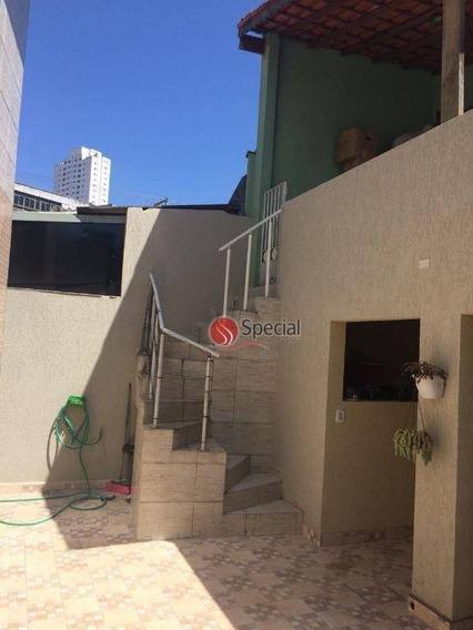 Sobrado Residencial À Venda, Vila Formosa, São Paulo - So6721. - So6721