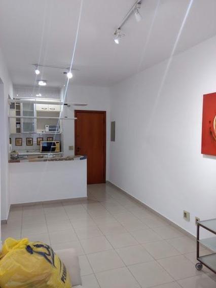 Apartamento Em Encruzilhada, Santos/sp De 50m² 1 Quartos Para Locação R$ 1.800,00/mes - Ap378753