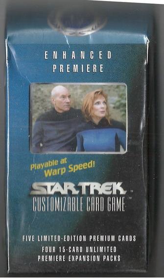 Star Trek - Customizable Card Game - 65 Cards