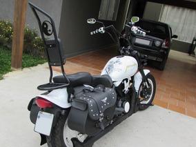 Suzuki Marauder - Ñ Shadow 883 Virago Dragstar Vulcan Harley