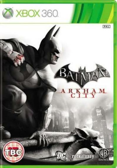 Batman Arkham City Xbox 360 Midia Digital