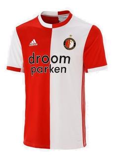 Camisa Feyenoord 19/20 Unif. 1 - Pronta Entrega