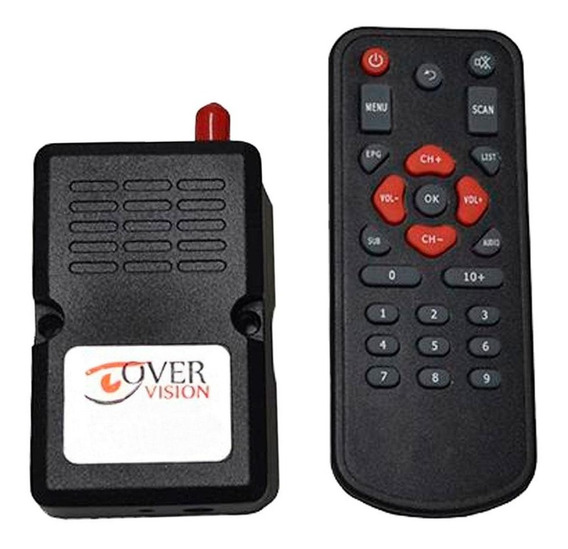 Receptor Aut P/tv-over Vision-digital- H -12v-rtp-0002