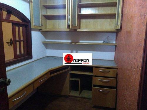 Casa Com 3 Dormitórios À Venda, 227 M² Por R$ 795.000 - Jardim Jaú (zona Leste) - São Paulo/são Paulo - Ca0156