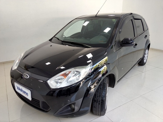 Ford Fiesta 1.0 Rocam Se Plus Flex 5p 2014