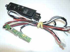 Kit Lvds Sensor Ir Alto Falante Kdl32r435a Kdl-32r435a Ok!!!