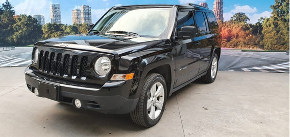 Jeep Patriot Latitude 2016
