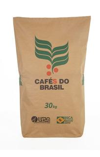 25 Sacos De Papel Klabin 30 Kg Cafés Do Brasil Frete Grátis!