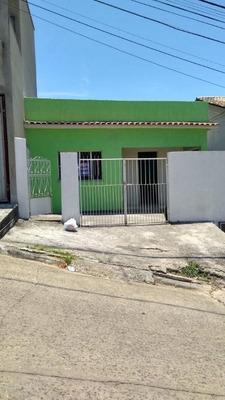 Casa Em Antonina, São Gonçalo/rj De 74m² 2 Quartos À Venda Por R$ 138.000,00 - Ca212395