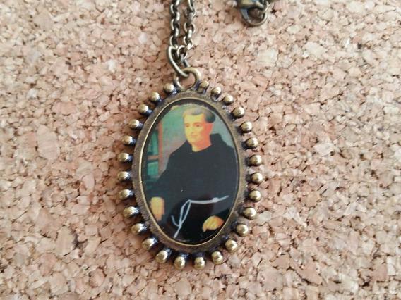 Colar Com Medalha Frei Galvão Santo Milagroso