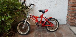 Bicicleta Aurorita R12