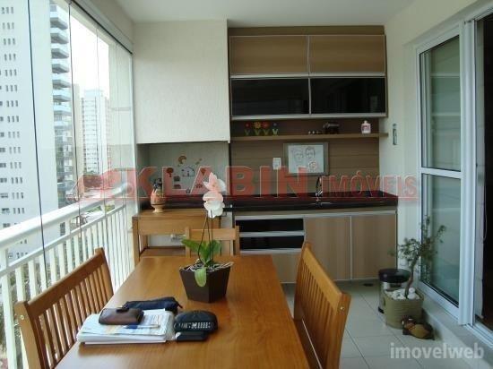 Apartamento Residencial À Venda, Chácara Santo Antônio (zona Sul), São Paulo - . - Ap0152