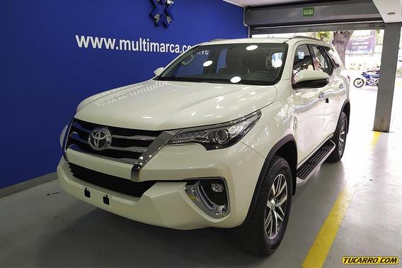 Toyota Fortuner Vxr-multimarca