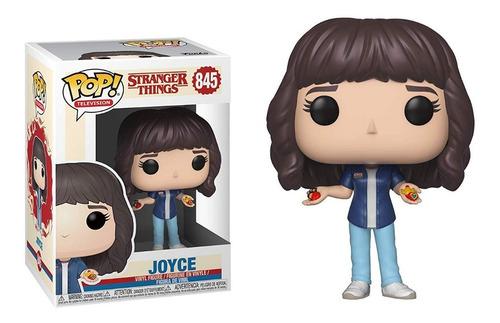 Funko Pop Joyce #845 With Magnets Stranger Thing Regalosleon
