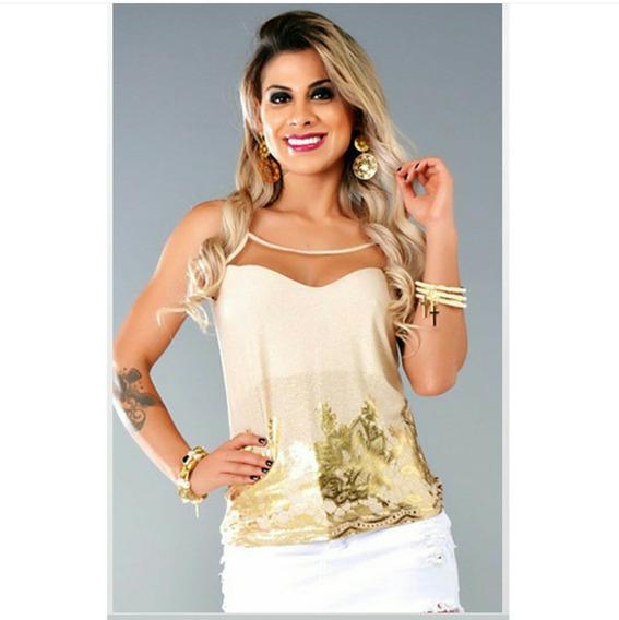 Blusa Top Regata Lipsoul Lipsy Girls Queima Estoque Só R$45