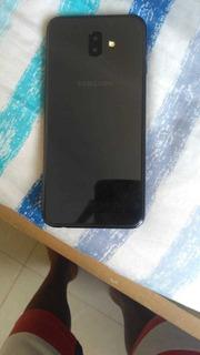 Celular Samsung J6+ Apenas 5 Mês De Uso!