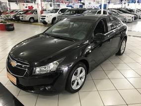 Chevrolet Cruze 1.8 Lt Ecotec 6 Aut. - 2014 - Preto
