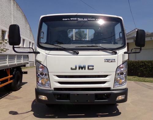 Imagen 1 de 15 de Jmc N900 Motor Jmc Isuzu 0km My21 P/4 Ton Linea Nueva