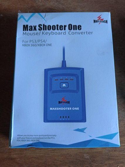 Max Shooter One Mouse / Keyboard Converter