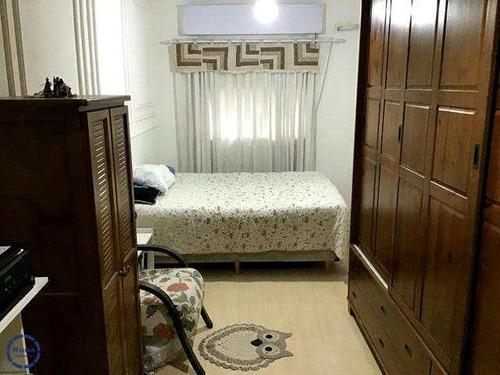 Apartamento Com 1 Dorm, Centro, São Vicente - R$ 230 Mil, Cod: 16387 - V16387