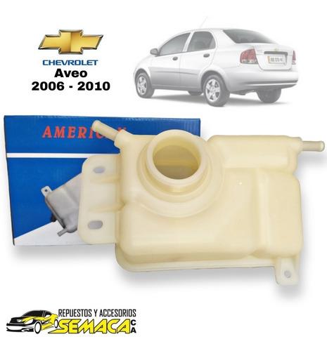Envase Deposito Agua Radiador Chevrolet Aveo 2006 - 2010