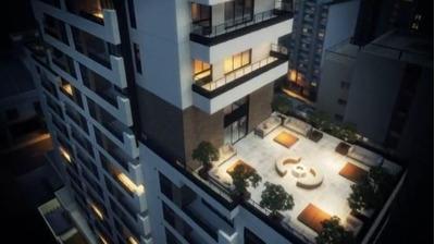 Apartamento Com 1 Dormitório À Venda, 34 M² Por R$ 450.000 - Consolação - São Paulo/sp - Ap0230